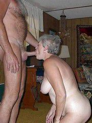 Thick granny suck dick, these old women are ready for sexual adventures