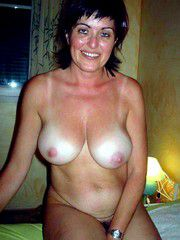 Big Momma with luxury boobs, only private pornographic images