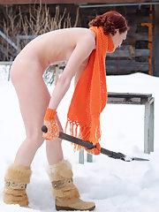Sweet Snow Girl