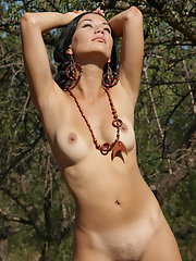 Hot Cowgirl Teen