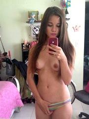 Skinny American girlfriend,..