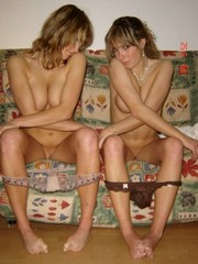 Young teen girls take their first sex..