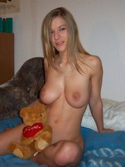 Big pictures of petite teen with big..