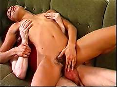 Very hairy skinny ebony girl gets fucked 2