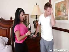 Holly Halston in My Friends Hot Mom
