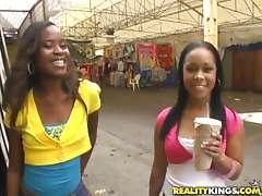 StreetBlowjobs - Ciera & Ashley