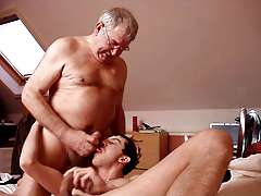Paudie McSwiney cumming on Dave