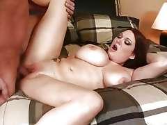 Cassandra Calogera loves getting her moist slot slammed