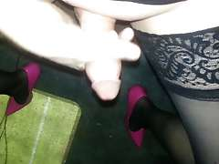 new pink heels