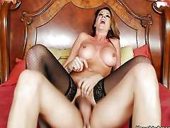 My friends hot mom Raquel DeVine
