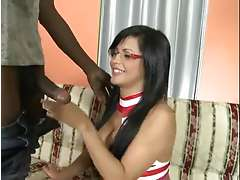 Black Guy Fucked Shemale,By Blondelover.
