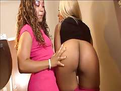 Josephine Fire & Sexy Red Threesome With Rico Strong