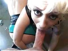 Kinky POV Threesome