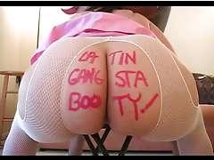 Angela's Latin Gangsta Booty