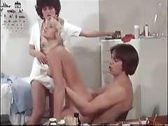 Classic Teen Threesome
