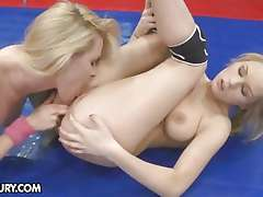 NudeFightClub endowments Antonya vs..