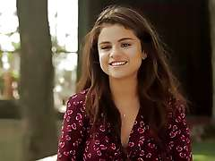 Selena Gomez ( Vogue Cover Shoot ) movie