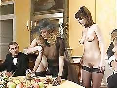 Celeb vintage porn star, Le parfum de..