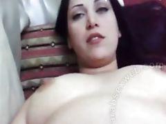 Arab celebrity Luna Hassan fucked porn video
