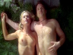 Anna Paquin Karolina Wydra Jamie Gray Hyder nude from True Blood 6