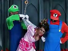 Mario Brothers Porn Parody