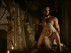 Emilia Clarke sex video, Game of Boners