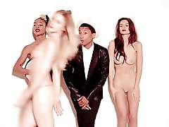 Funny video, Thicke Robin Blurred Lines No Hash