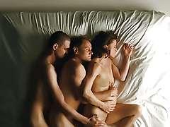 Drei - Sophie Rois hot bi sex trio
