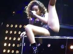 Afro singer Rihanna Sexy Lap Dance