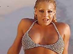 Trish Stratus - Divas In Hedonism Chainmail Bikini Stare
