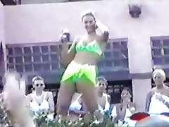 Stacy Keibler - Spring Break Bikini Contest