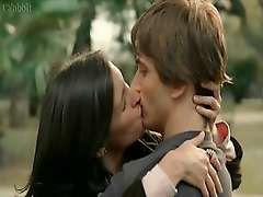 Hot kisses movie scenes