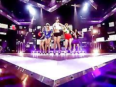 the saturdays sexy performance