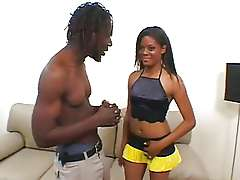 African porn model Aliyah, huge black..