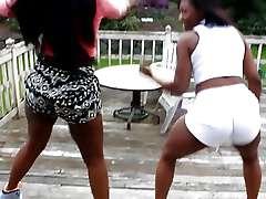 TWERK - Ghetto, african teen dansers