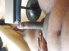 My black cock soo horny
