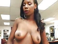 Butt Fucked Black Milf Analised Well