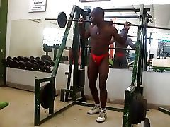 In the gym, Astudillo Compilation