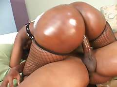 Hot black milf Raven Aerosphere seduced some dude with say no to wonderful chocolate ass with an.. Black porn