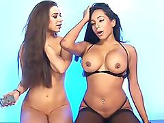 Nude Lori Buckby plus Savanna James