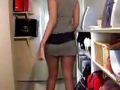 Somali girl in the matter of first-class ass twerking