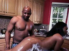 Chanell Heart Gets Her Plunder Cleaned And Licked