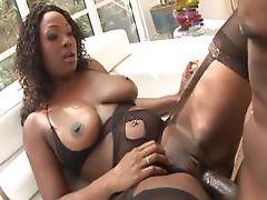 Saleable bitch Aryana Starr fucked deep overwrought chum around with annoy B Black porn