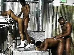 Thug Orgy, black gays