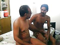 Two Indians fucking real gay amateur porn video