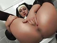 Hot and Perverted Nuns, hungry pussy for love
