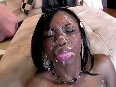 The Exploited Ebony Cumpilation hot video