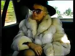 Glamour mature lady Karin Schubert vintage porn