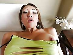 Asian mature with huge boobs