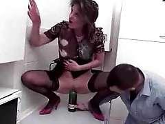 mature maid amateur slutty video